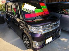 沖縄の中古車 ダイハツ タント 車両価格 139万円 リ済込 平成26年 2.4万K パープルIII