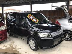 沖縄の中古車 ホンダ モビリオスパイク 車両価格 29万円 リ済込 平成18年 7.5万K ブラックM