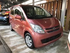 沖縄の中古車 ダイハツ ムーヴ 車両価格 25万円 リ済込 平成19年 7.0万K ピンク