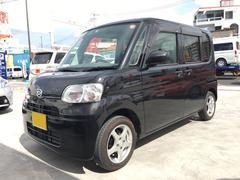 沖縄の中古車 ダイハツ タント 車両価格 39万円 リ済込 平成22年 7.1万K ブラック