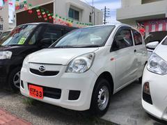 沖縄の中古車 ダイハツ ミラ 車両価格 23万円 リ済込 平成22年 5.1万K ホワイト