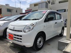 沖縄の中古車 スズキ アルト 車両価格 29.8万円 リ済込 平成23年 3.2万K ホワイト