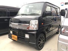 沖縄の中古車 マツダ スクラムワゴン 車両価格 39万円 リ済込 平成20年 9.4万K ブラック