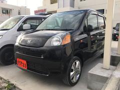 沖縄の中古車 ホンダ ライフ 車両価格 27万円 リ済込 平成21年 11.4万K ブラック