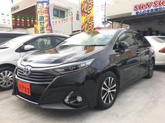 沖縄の中古車 トヨタ SAI 車両価格 197万円 リ済込 平成26年 2.0万K ブラック