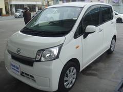 沖縄の中古車 ダイハツ ムーヴ 車両価格 73万円 リ済込 平成27年 5.9万K ホワイト