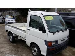 沖縄の中古車 ダイハツ ハイゼットトラック 車両価格 20万円 リ済込 平成8年 5.0万K ホワイト