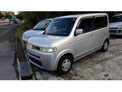 沖縄の中古車 ホンダ ザッツ 車両価格 10万円 リ済込 平成16年 18.0万K シルバー