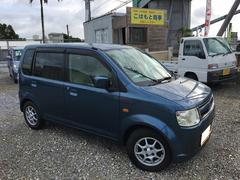 沖縄市 こはもと商事 三菱 eKワゴン  ブルーM 14.4万K 平成18年