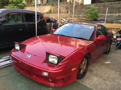 沖縄の中古車 日産 180SX 車両価格 80万円 リ済込 平成10年 5.8万K レッド