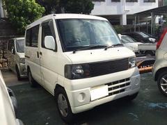 沖縄の中古車 三菱 ミニキャブバン 車両価格 23万円 リ済込 平成15年 14.5万K ホワイト