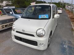沖縄の中古車 ダイハツ ムーヴラテ 車両価格 28万円 リ済込 平成16年 5.0万K パールホワイトI