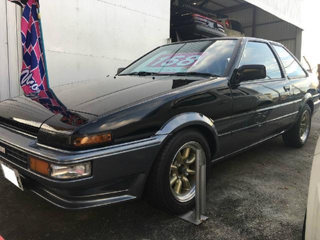 沖縄県の中古車 トヨタ スプリンタートレノのオススメ