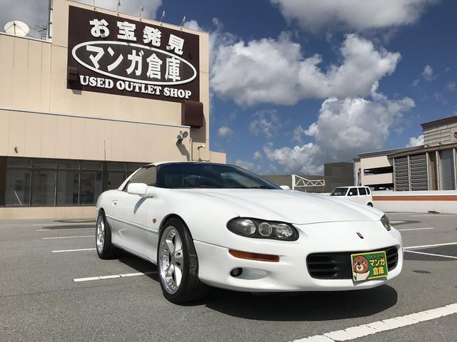 シボレー シボレーカマロ スポーツ (検31.4)