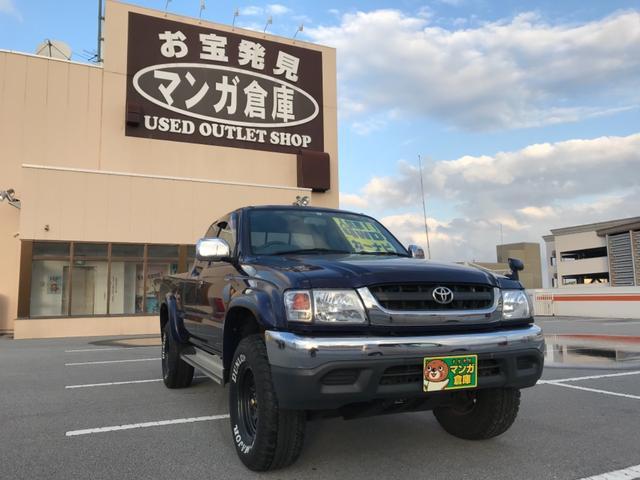 沖縄県の中古車 トヨタ ハイラックススポーツピックアップのオススメ