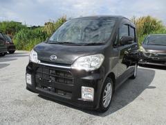 沖縄の中古車 ダイハツ タントエグゼ 車両価格 42.8万円 リ済込 平成22年 10.5万K ブラック