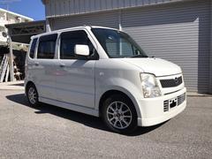 沖縄市 Total Car support Break マツダ AZワゴン  パールホワイト 7.1万K 平成16年