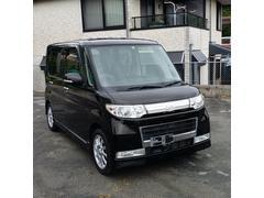 沖縄の中古車 ダイハツ タント 車両価格 45万円 リ済込 平成20年 10.1万K ブラックII