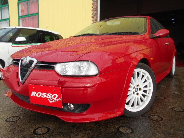 Photo of ALFA_ROMEO ALFA 156 ROSSO CORSE / used ALFA_ROMEO