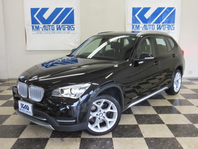 BMW X1 sDrive 20i xライン ハーフレザー 18A...