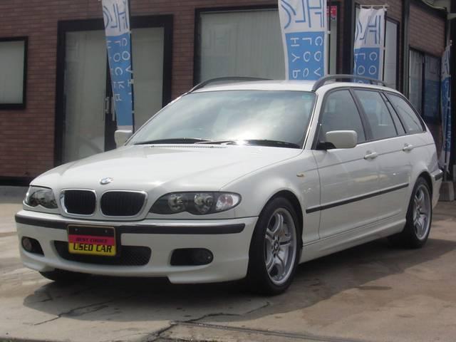 BMW 3シリーズ 318iツーリング Mスポーツ DVDナビ 後...