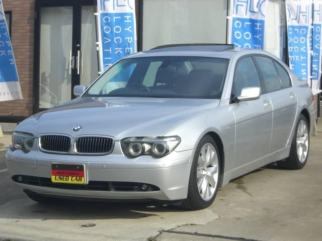 BMW 7シリーズ 745i ダイナミックスポーツパッケージ (検...