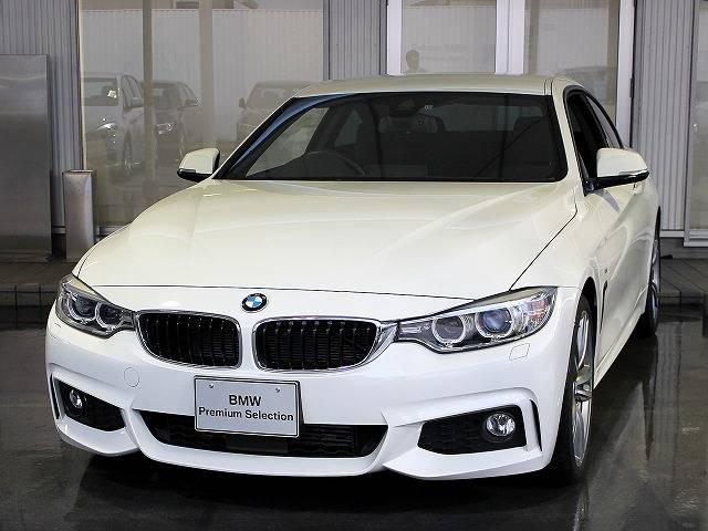 BMW 4シリーズ 420iクーペ Mスポーツ全国2年保証付 AC...