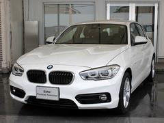 BMW118d スポーツ LEDライト パーキングサポートPKG