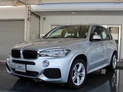BMW X5xDrive 35d MスポーツLEDライト 黒革 ACC