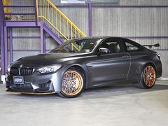 BMWM4 GTS 左ハンドル 登録済未使用車 国内30台限定車