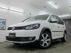 VW ゴルフトゥーランクロストゥーラン 純正SDナビ フルセグTV バックカメラ
