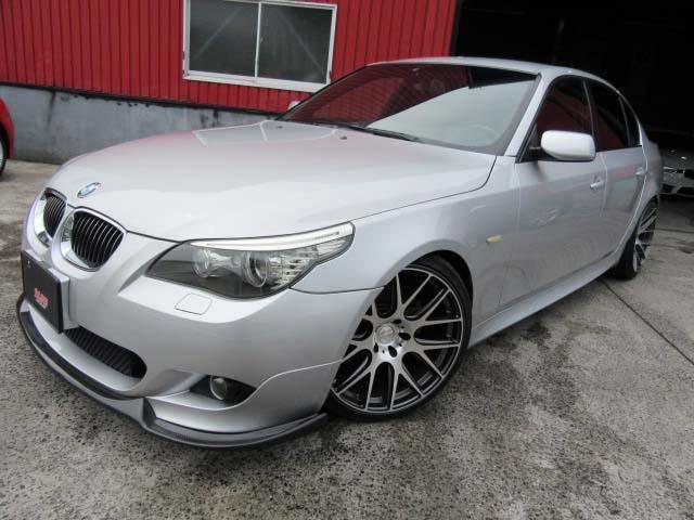 BMW 5シリーズ 525i MスポーツPKG 電子シフト HDD...