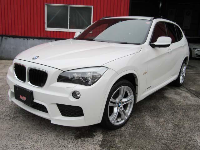 BMW X1 sDrive 18i Mスポーツ ワンオーナー 外ナ...