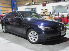 BMW525i レザー 純正ナビ