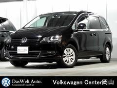 VW シャランTSI コンフォートラインブルーモーション 純正ナビ・カメラ