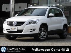 VW ティグアンスポーツ&スタイル 4WD ナビ・バックカメラ 認定中古車