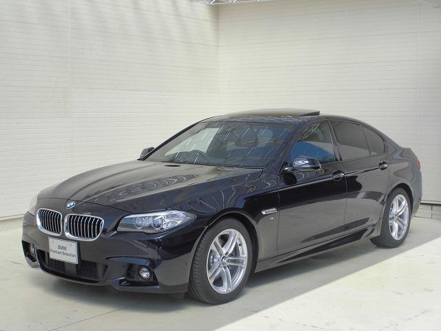 BMW 5シリーズ 523d Mスポーツ全国2年保証 ACC (検...