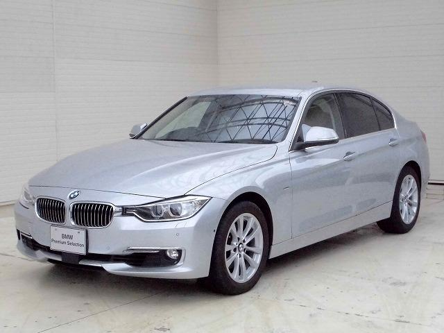 BMW 3シリーズ 320iラグジュアリー2年保証Vスポークスタイ...