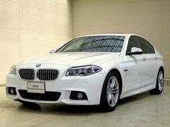 BMW523d Mスポーツ LCIモデル LEDライト サンルーフ
