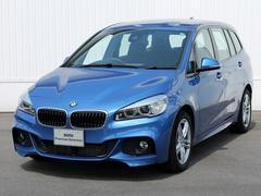 BMW218iグランツアラー Mスポーツオートトランクスマートキー