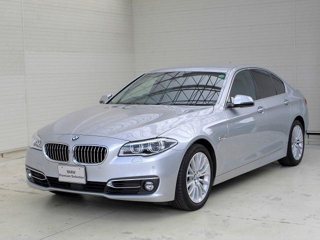BMW 5シリーズ 523d ラグジュアリー 全国2年保証 LED...