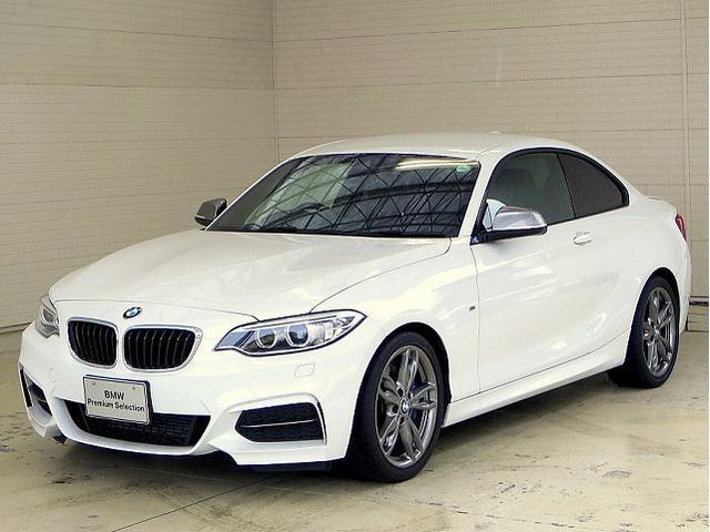 BMW 2シリーズ M235iクーペパーキングサポートPKG 黒革...