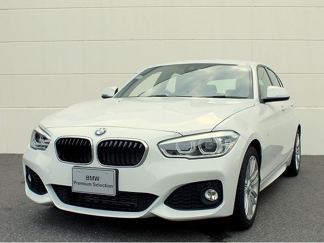 BMW 1シリーズ 118i MスポーツLEDライト 17AW E...