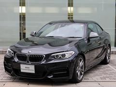 BMWM235iクーペ 18AW パーキングサポートPKG