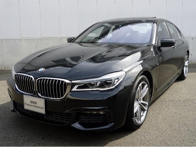 BMW 7シリーズ 740i Mスポーツ エグゼクティブドライブプ...