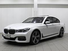 BMW740i Mスポーツ 20AW サンルーフ ACC 黒革