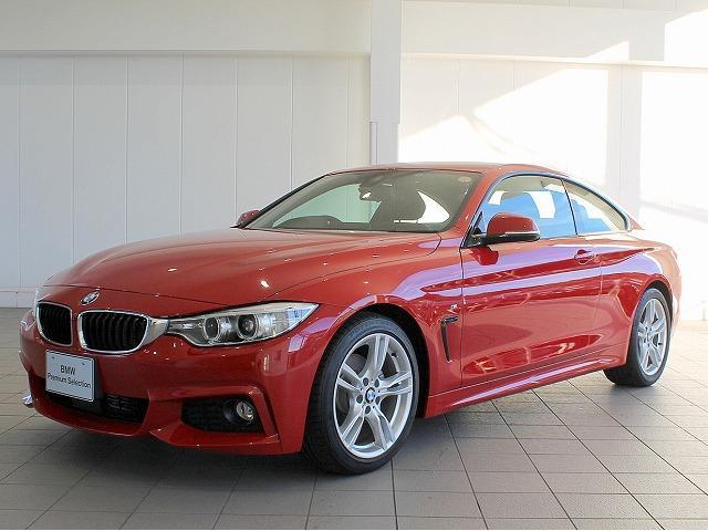 BMW 4シリーズ 420iクーペ Mスポーツ 18AW ACC ...