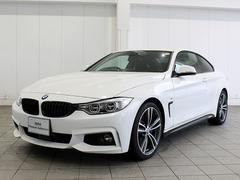 BMW420iクーペ Mスポーツ スタイルエッジ ACC 19AW