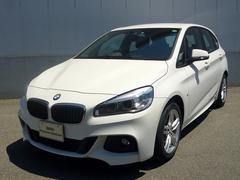 BMW218dアクティブツアラー Mスポーツ LEDライト