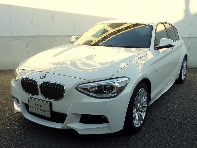 BMW 1シリーズ 116i Mスポーツ  17AW 純正iDri...